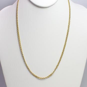 18kt Gold 16.37g Necklace