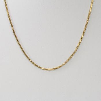 18kt Gold 3.42g Necklace