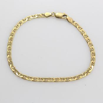 18kt Gold 7.59g Bracelet