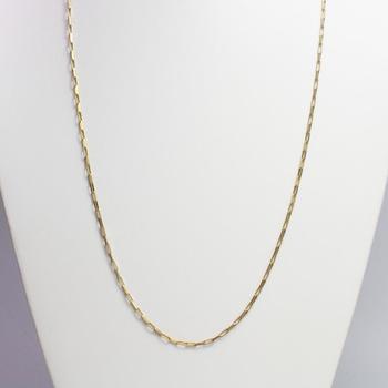 18kt Gold 9.23g Necklace