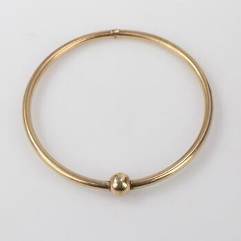 18kt Gold Plated 8.69g Bracelet