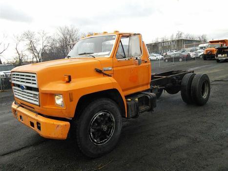 1985 Ford K74A (F700) (Hartford, CT 06114)