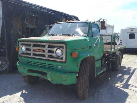 1987 GMC Tc6D042 (Medford, NY 11763)