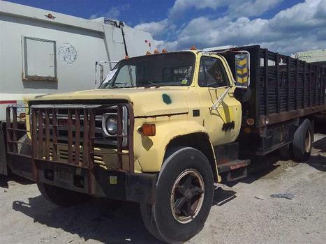 1988 GMC Tc7D/H042 (Medford, NY 11763)