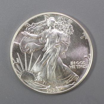 1988 Silver American Eagle