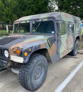 1989 AMGN Hummer (Heath, TX 75032)
