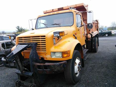 1993 International 4900 (Hartford, CT 06114)