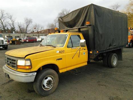 1994 Ford F450 Rack Body (Hartford, CT 06114)