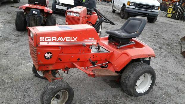 1994 Gravely 18G (Medford, NY 11763)