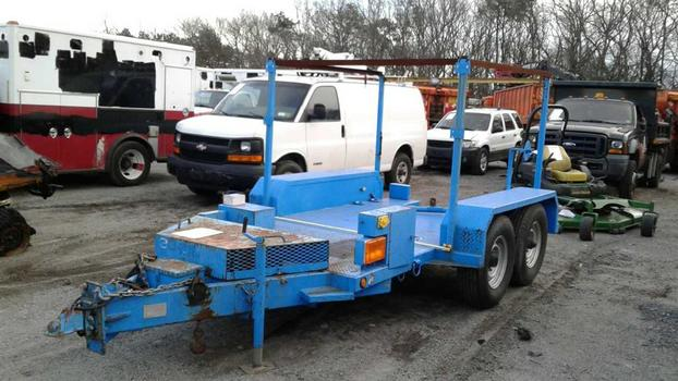 1994 Kenco Co 2 Axle Trlr (Medford, NY 11763)