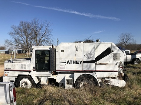 1997 Athey Mobel Sweeper (Rogers, AR 72756)