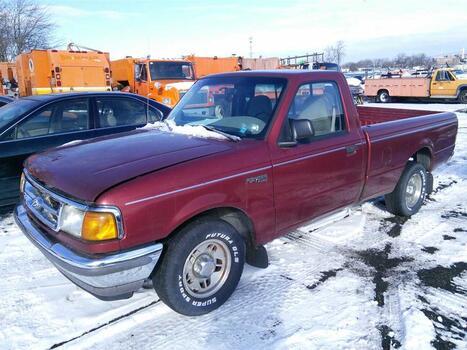 1997 Ford Ranger (Hartford, CT 06114)