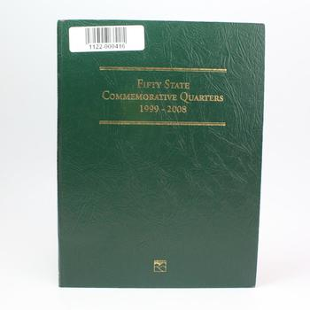 1999-2008 Fifty State Commemorative Quarters- Includes 44 Quarters