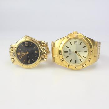 2 Citizen Watches