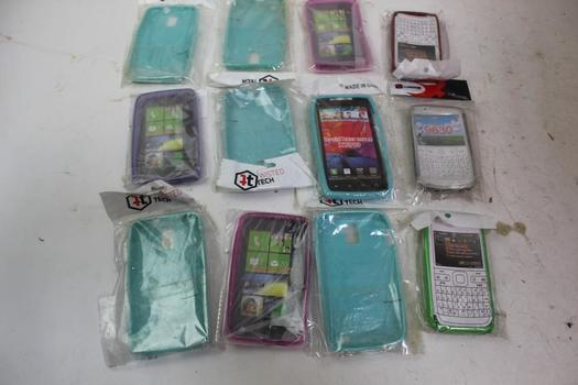 20+ Tech & Other Phone Cases