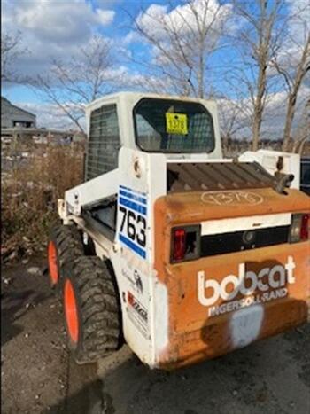 2000 Bobcat 763 (Brooklyn, NY 11214)
