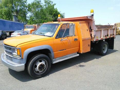 2000 Chevrolet CC31403 (Hartford, CT 06114)