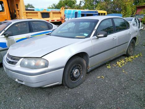 2000 Chevrolet Impala (Hartford, CT 06114)