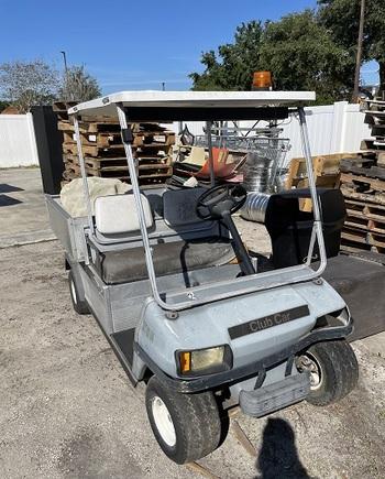 2000 Club Car # 00116451 (Orlando, FL 32811)