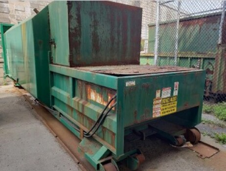 2000 Trash Compactor (Flushing, NY 11368)