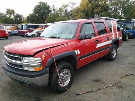 2001 Chevrolet Suburban (Hartford, CT 06114)