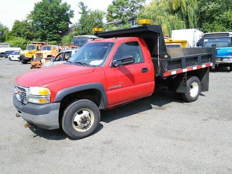 2001 GMC TK36003 (Hartford, CT 06114)
