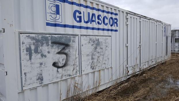 2001 Guascor SFGLD 560 Generator (Staten Island, NY 10314)