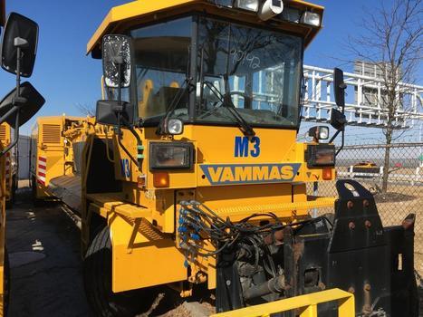 2001 Patria Vammas PSB5500H - Snow Equipment (JFK Airport, 11430)
