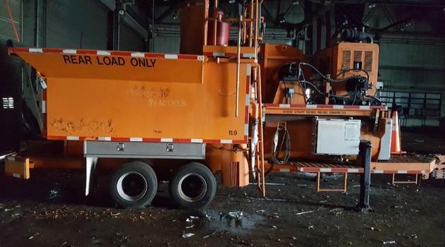 2001 Trecan 60-PD (Staten Island, NY 10314)