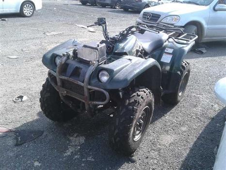 2001 Yamaha Yfm400 (Brooklyn, NY 11214)