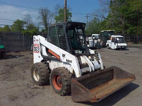 2002 Bobcat 863 (Medford, NY 11763)
