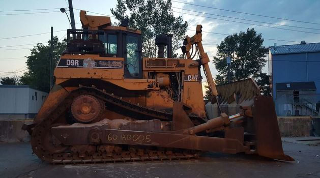 2002 Caterpillar D9RDS (Staten Island, NY 10314)