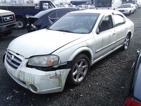 2002 Nissan Maxima (Hartford, CT 06114)