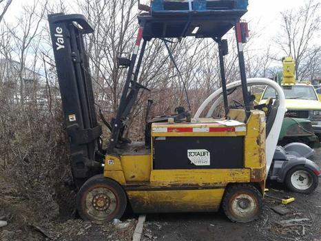 2002 Yale Erc0804G (Brooklyn, NY 11214)