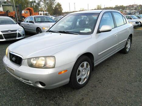 2003 Hyundai Elantra (Hartford, CT 06114)