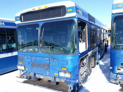 2003 New Flyer D35LF (Hartford, CT 06114)