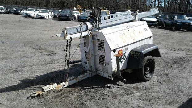 2004 Ingersoll-Rand 6 Kw (Medford, NY 11763)