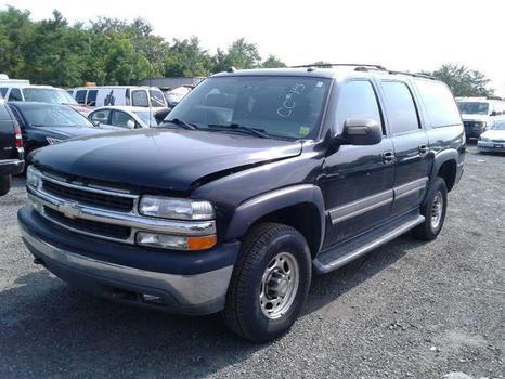 2005 Chevrolet Suburban (Brooklyn, NY 11214)