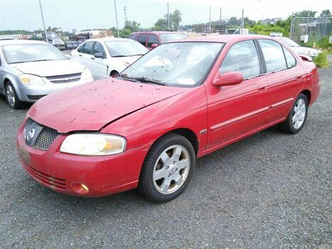 2005 Nissan Sentra (Hartford, CT 06114)