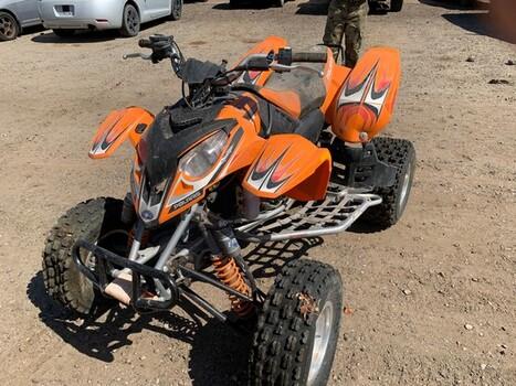 2005 Polaris Predator (San Luis, AZ 85349)