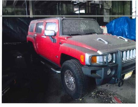 2006 Hummer H3 (Ridgefield Park, NJ 07660)