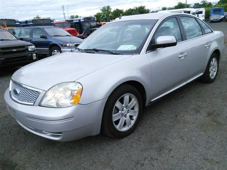 2007 Ford 500 SEL (Hartford, CT 06114)