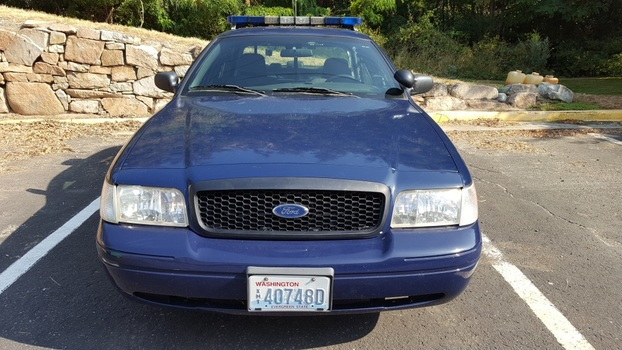 2007 Ford Crown Victoria (Coulee Dam, WA 99116)