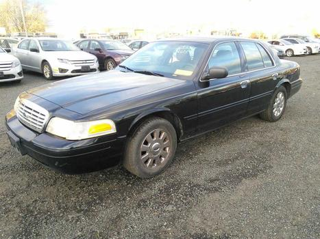 2007 Ford Crown Victoria LX (Hartford, CT 06114)