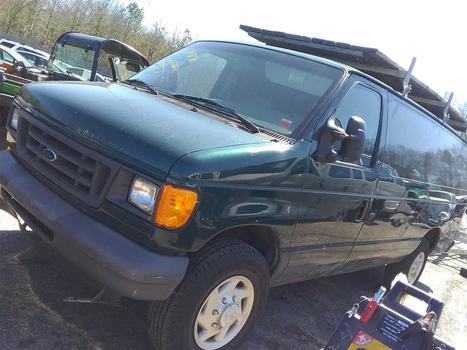 2007 Ford E350 (Medford, NY 11763)