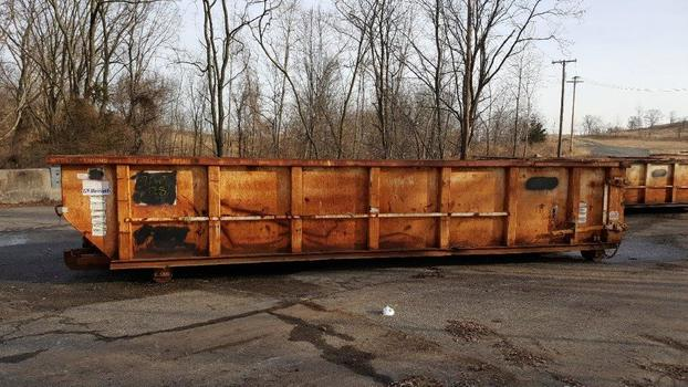 2007 Galbreath R2212-1 Roll Off Container (Staten Island, NY 10314)