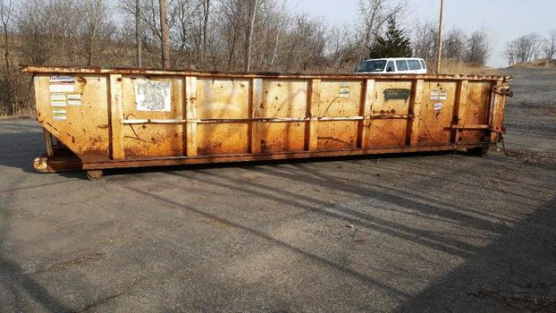 2007 Galbreath R2242-1 Roll Off Container (Staten Island, NY 10314)