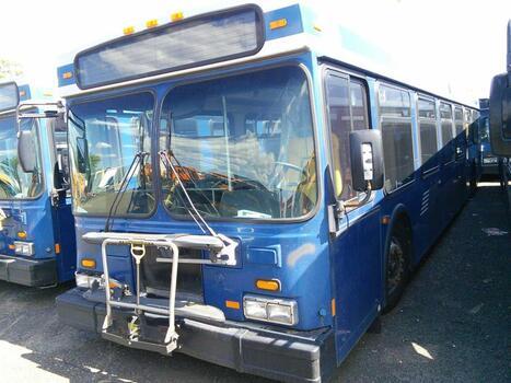 2007 New Flyer D40LF (Hartford, CT 06114)