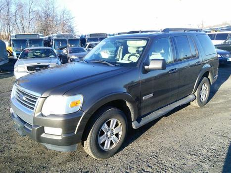 2008 Ford Explorer Limited (Hartford, CT 06114)