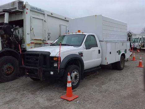 2008 Ford F450 (Medford, NY 11763)
